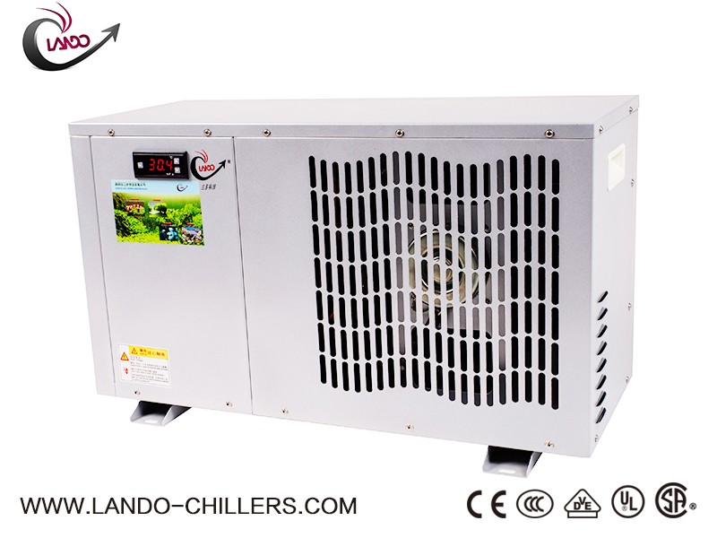 Hydroponic Reservoir Chiller