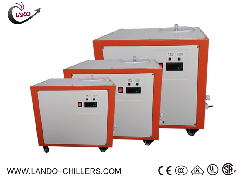 Industrial Water Cooling Chiller for Co2 Laser Tube