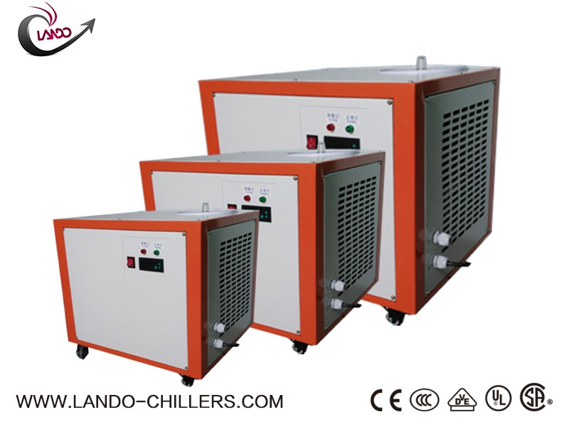 Water Chiller For Co2 Laser Engraving and Cutting Machine