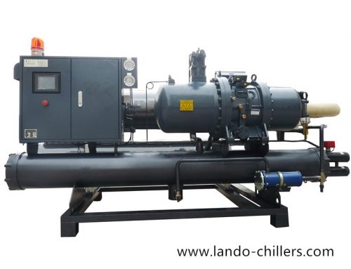 Water-cooled Screw Chiller 100HP