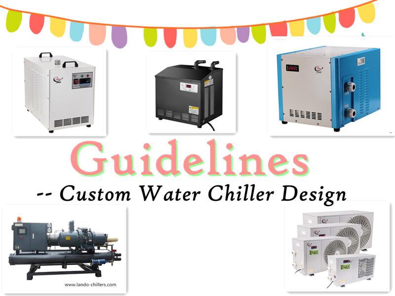Custom Water Chiller Design