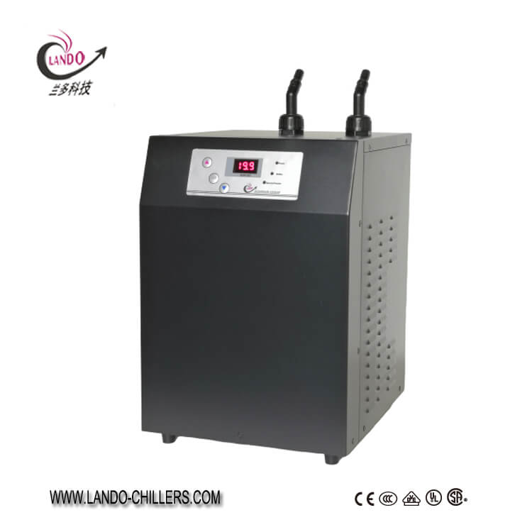 Hydroponic Water Chiller Cooling System