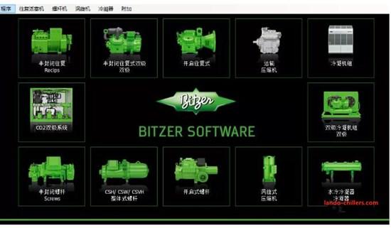 ITZER compressor