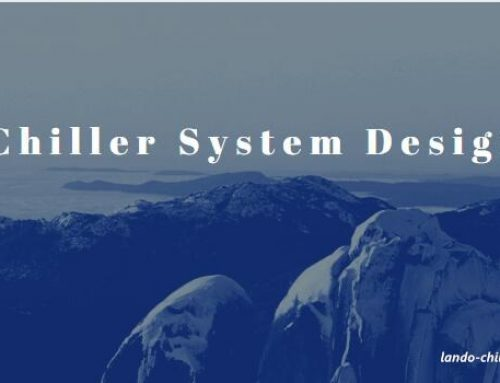Chiller System Design | Designing chilled water systems