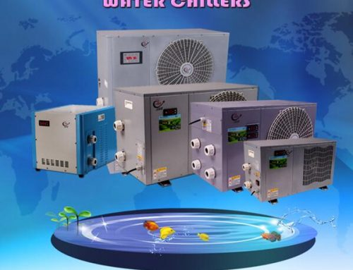 Aquarium Chillers & Aquarium Coolers | Lando Chiller