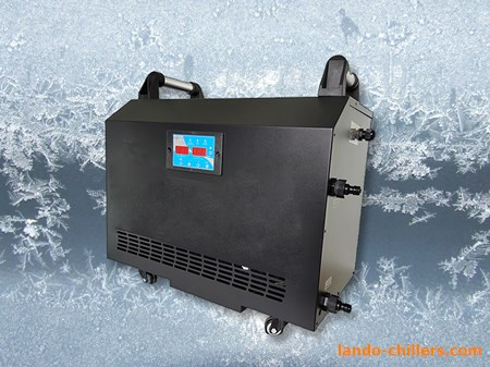 Ice Bath Cooling Unit