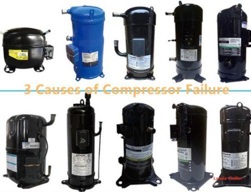 3 Causes of Compressor Failure | Lando Chillers